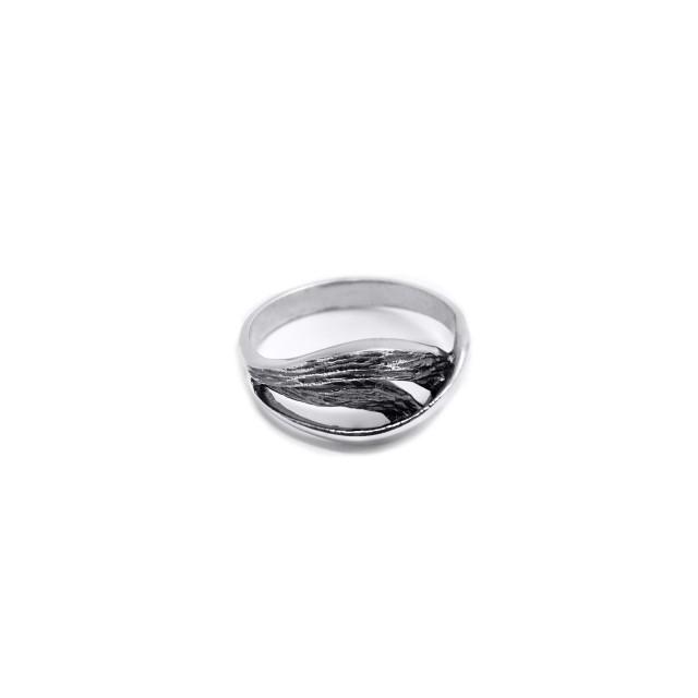 Сребърен пръстен ВОДОПАД