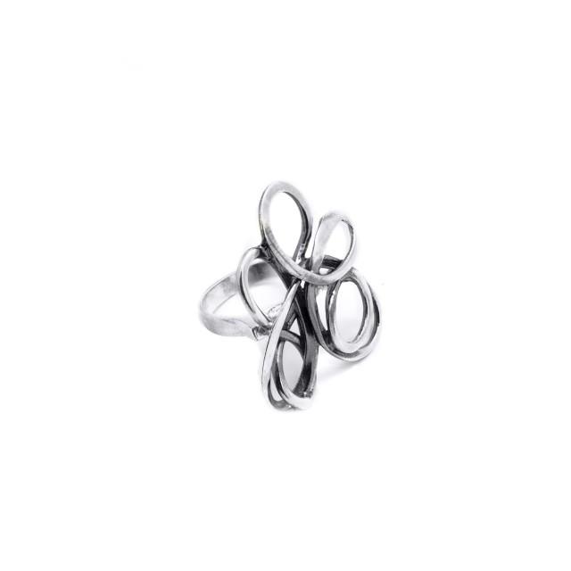 Сребърен пръстен ЕКСТРЕМНО