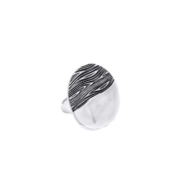Сребърен пръстен ОКЕАН