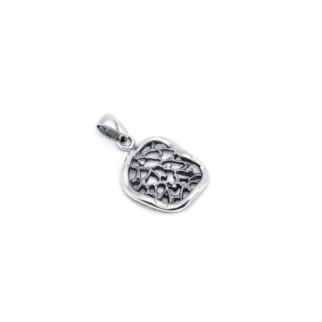 Сребърен медальон МРЕЖА